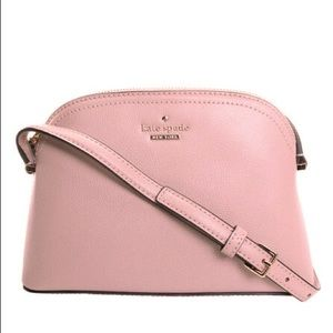 Kate Spade Peggy Patterson Dr CrossBody Bag Pink